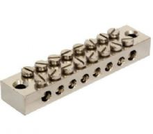 Alto 8 Way Metal Earth Terminal Block Electrical Bonding Connect Connection Bar